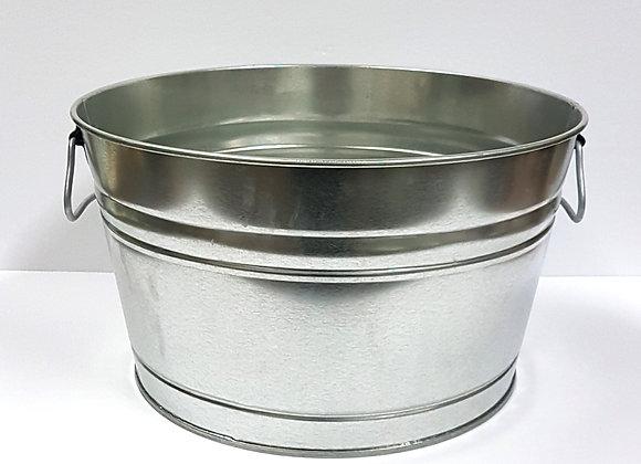 Metal Bin - Medium Round