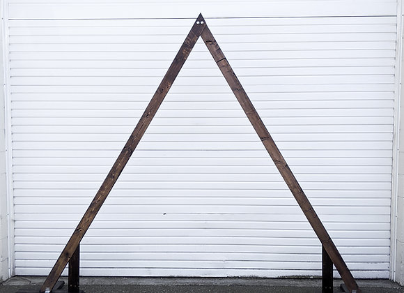 Triangle Arch - 8ft
