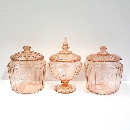 Vintage Candy Jars