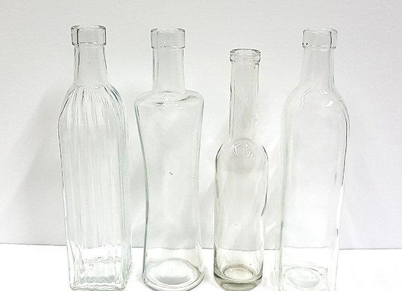 Tall Glass Vases