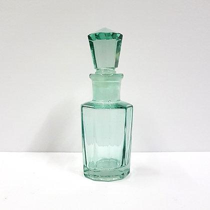 Green Perfume Bottle
