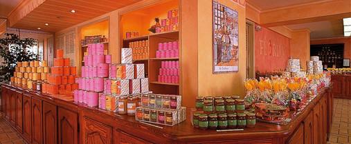 Confectionery in Tourrettes-sur-Loup