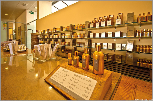 Perfumery Maison Fragonard