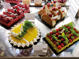 Pastry workshop Intuitions
