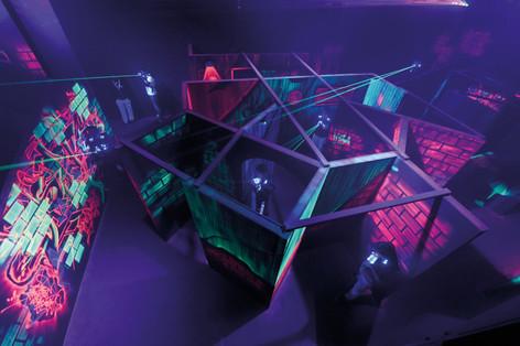 Laser-Game