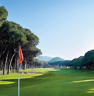 Golf Old Course de Cannes