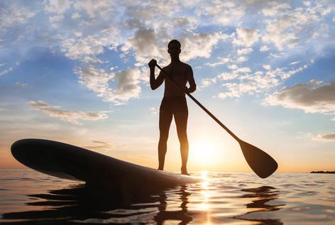 Kayak ou paddle