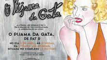 """Sessão de Apresentação do livro """"O Pijama da Gata"""", em Lisboa"""