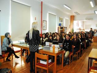 Escola Secundária Campos Melo, Covilhã.