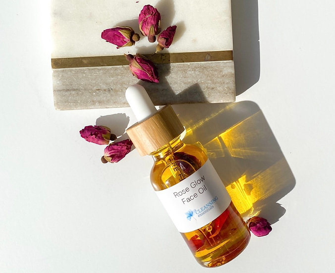 Rose Glow Face Oil
