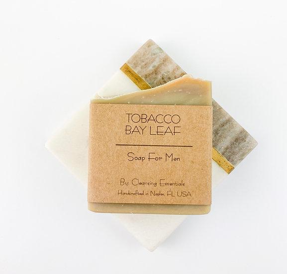 Tobacco Bay Leaf Soap