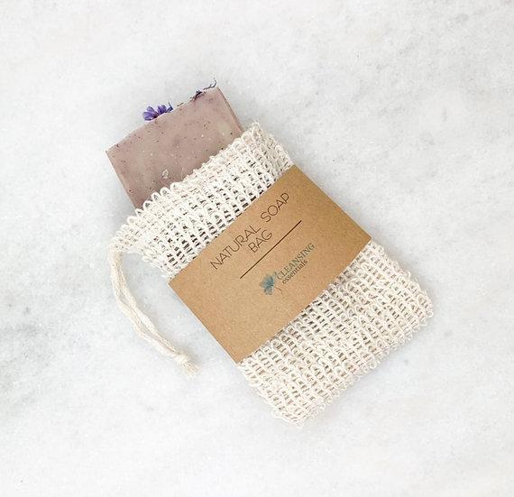 Natural Soap Bag