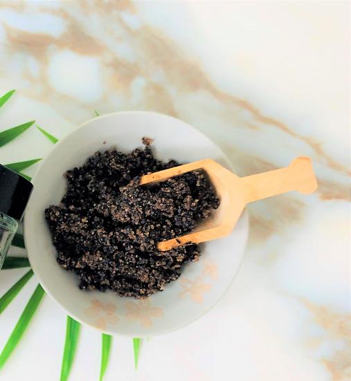 Organic Coffee Scrub 4 oz