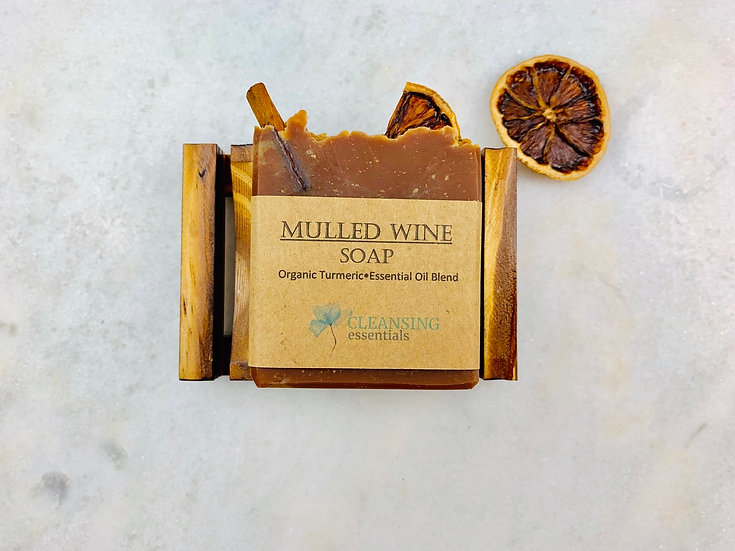 Mulled Wine Soap 1