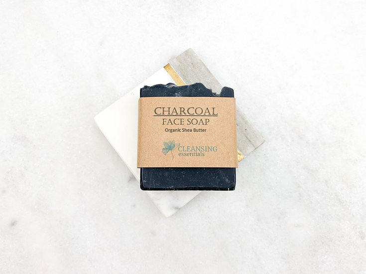 Charcoal Face Soap 1
