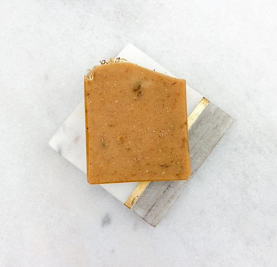 Lemon Turmeric Face Soap