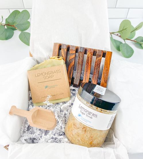 Lemongrass Soap Bundle