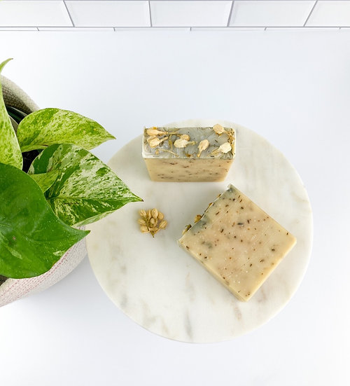 Mint & Thyme Soap