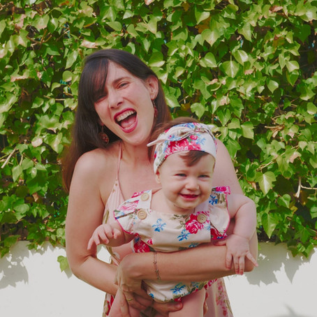 A New Mom's Journey on Using Oils on Her Skin