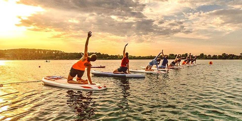 SUP Yoga 06 augustus 2019
