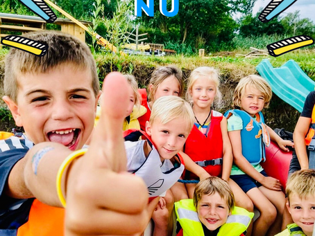 Boek nu voor de kids een SUPer avontuurlijk zomerkamp!