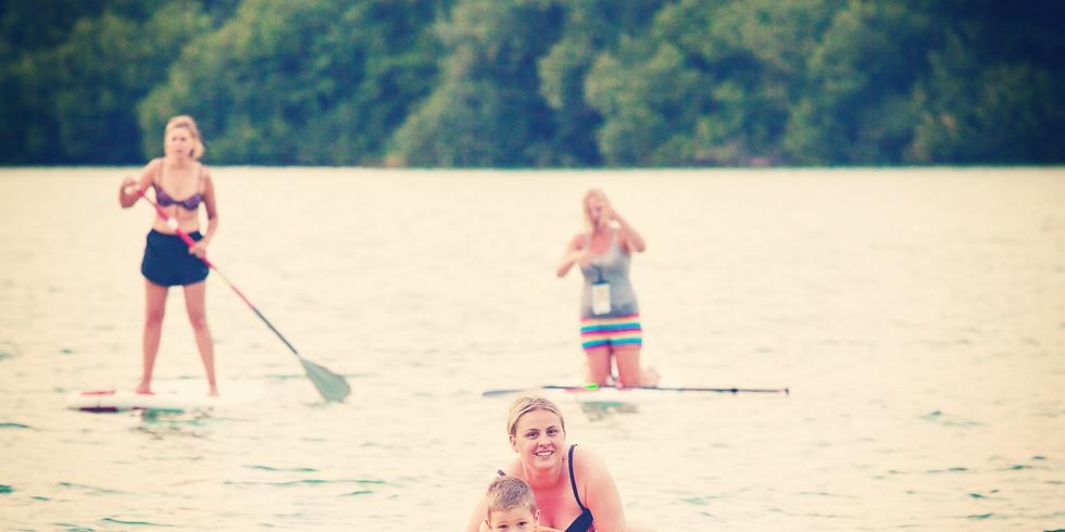 SUP en Windsurf Kamp voor het hele gezin - Staycation