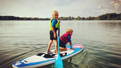 #summer #sup #standuppaddle #kids #boys #rrd #beautifulday _hazewinkel_windsurfing_vzw