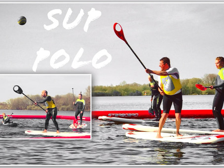 SUP POLO Trainingsavond Try Out!