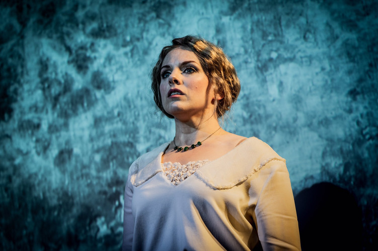 -Dear Marie Stopes – Opera  Costume Designer and Maker Kings Place Theatre, London, 2019 Alex Mills Productions