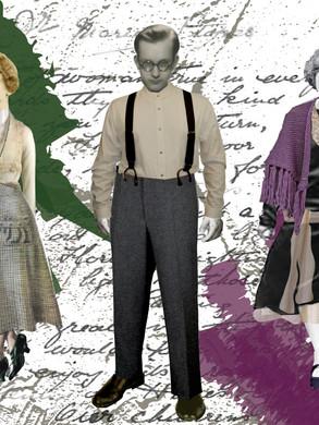 Dear Mary Stopes, Opera costume design