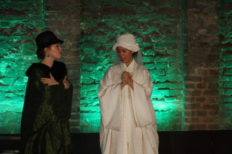 -Le Nozzi De Figaro – Opera Costume Designer and Maker Delphi Theatre, Berlin, 2019 Berlin Opera Academy