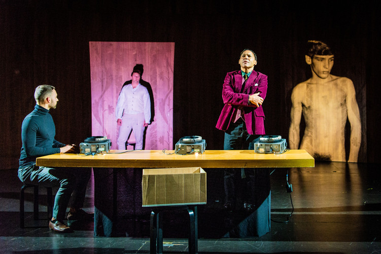 Leonardo – Opera Costume Designer and Maker V&A Museum, London, 2019 Alex Mills Production