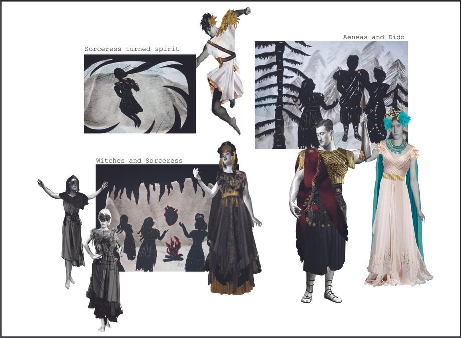 Animation Costume Design
