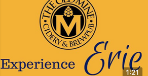 Experience The Old Mine Cidery & Brewpub!