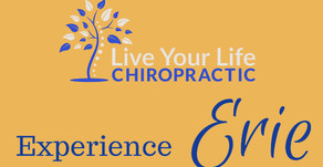 Experience Erie with Live Your Life Integrated Health & Chiropractic