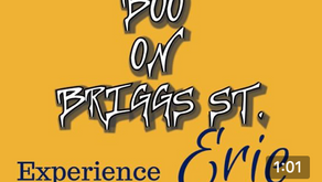 Experience Boo on Briggs St in Erie!