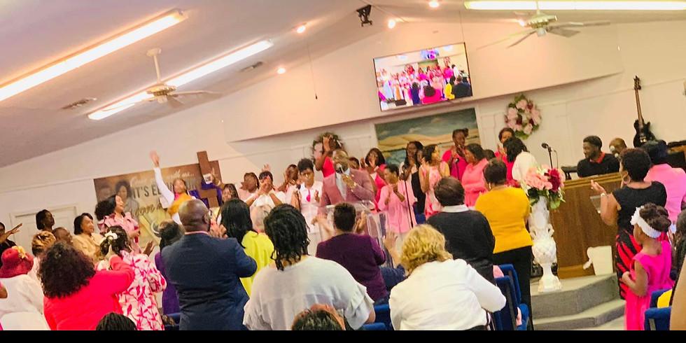 Holy Communion Service