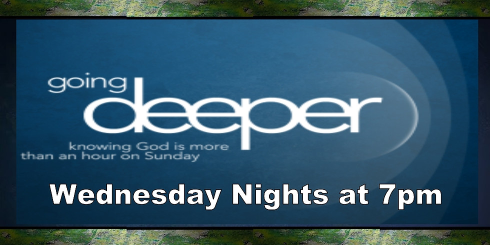 Wednesday Night Worship Service