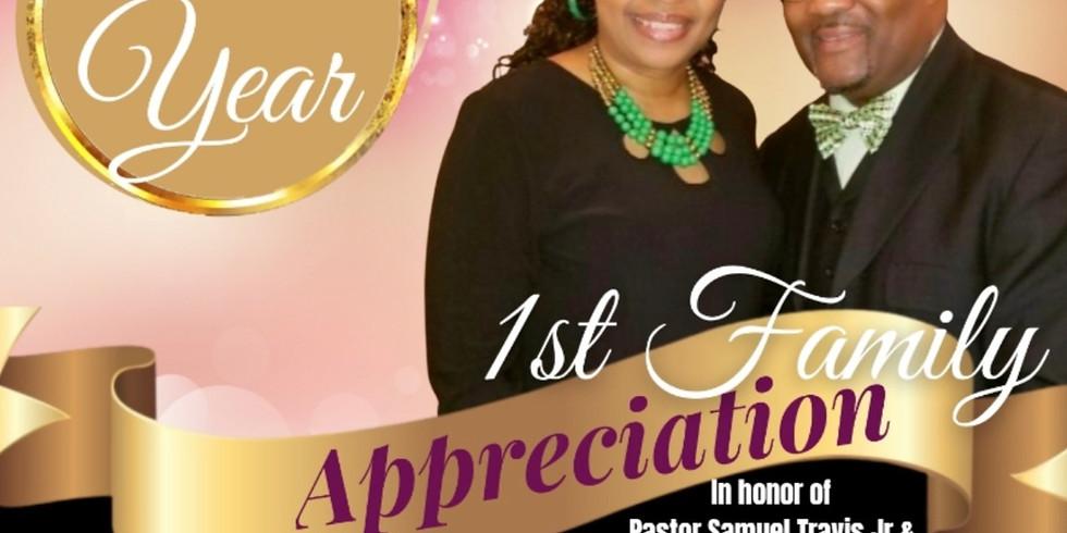 1st Family Appreciation
