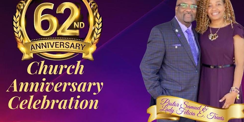 62nd Church Anniversary