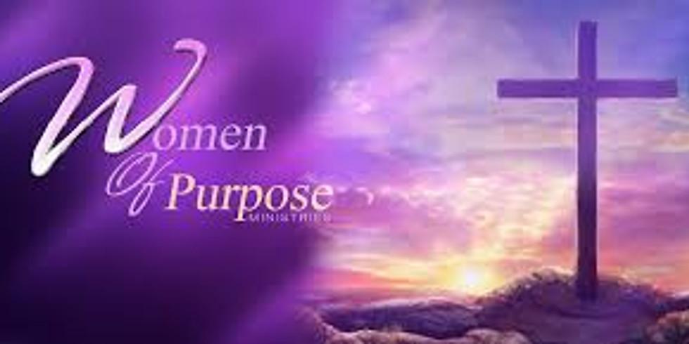 Women of Purpose Sunday