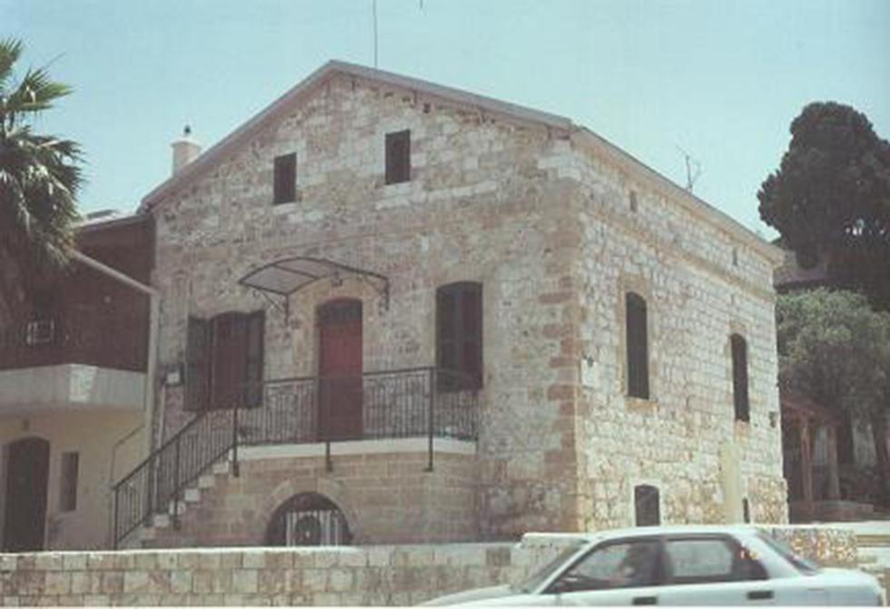 שימור במושבה גרמנית חיפה