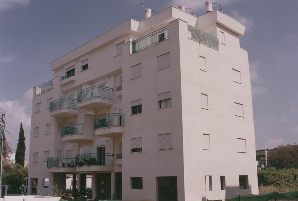 אדריכלות מבני מגורים