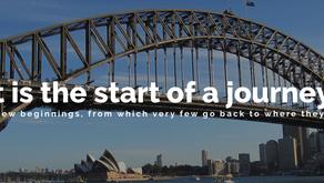 Sydney Cursillo Website Up and running