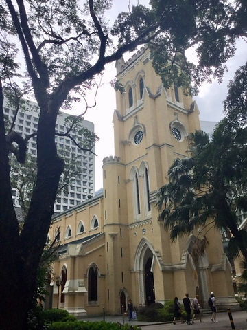 Hong Kong Cathedral