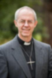 Justin Welby, Archbishop of Canterbury.j