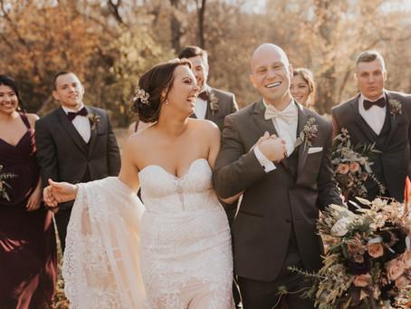 One Thousand Dodge Street Wedding In Omaha, NE