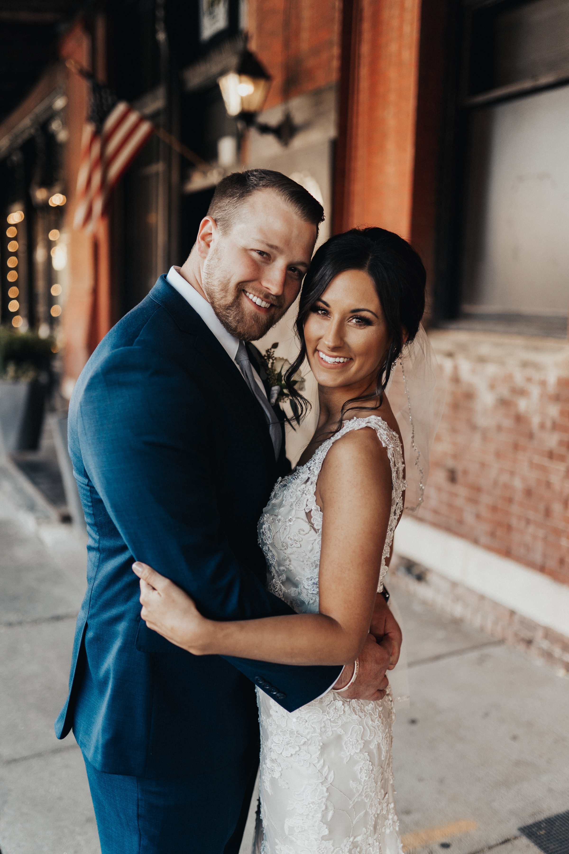 omaha wedding photography in the old market