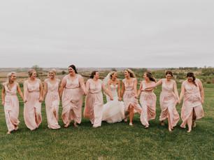 Hotel Deco + Bella Terre Wedding in Omaha, NE