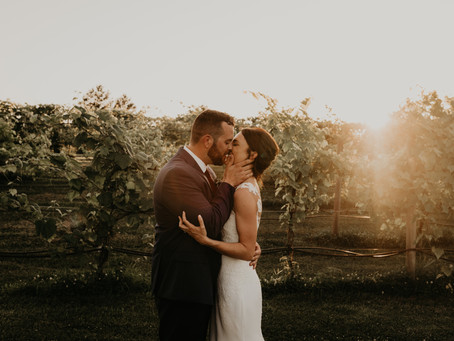COUNTRY PINES WEDDING IN LINCOLN, NE